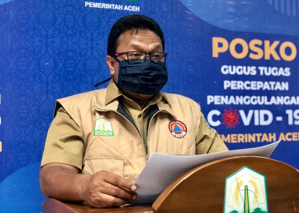 Plt Gubernur Akan Lantik Tgk Amran Sebagai Bupati Aceh Selatan