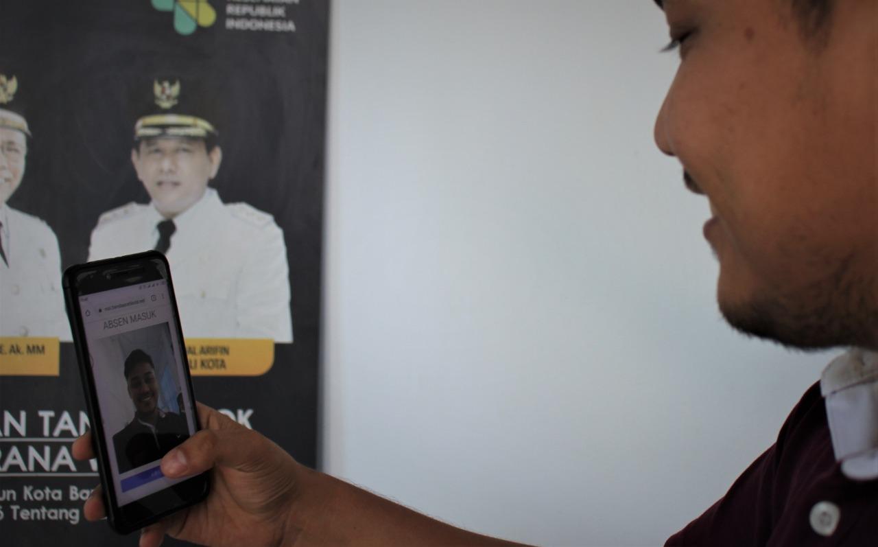 Banda Aceh Berencana Akan Terapkan Absensi Berbasis Digital