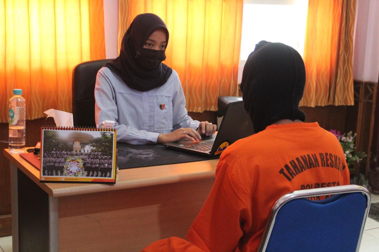 Ayah Tiri Tega Memperkosa Dua Anaknya di Aceh Besar