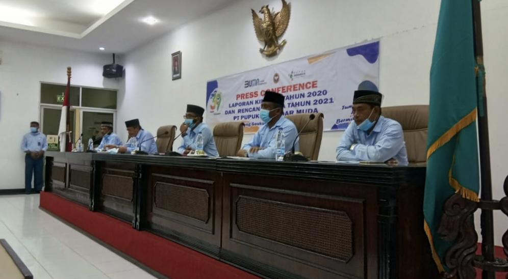 PIM Fokus Tangani Pandemi COVID-19