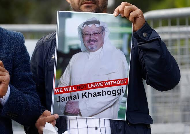 Pembunuh Khashoggi Pakai Jet yang Disita Putra Mahkota Saudi