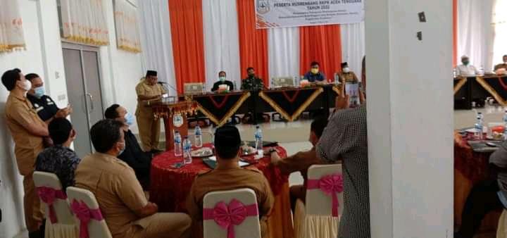 Bappeda Aceh Tenggara Gelar Musrenbang RKPK Tahun 2022