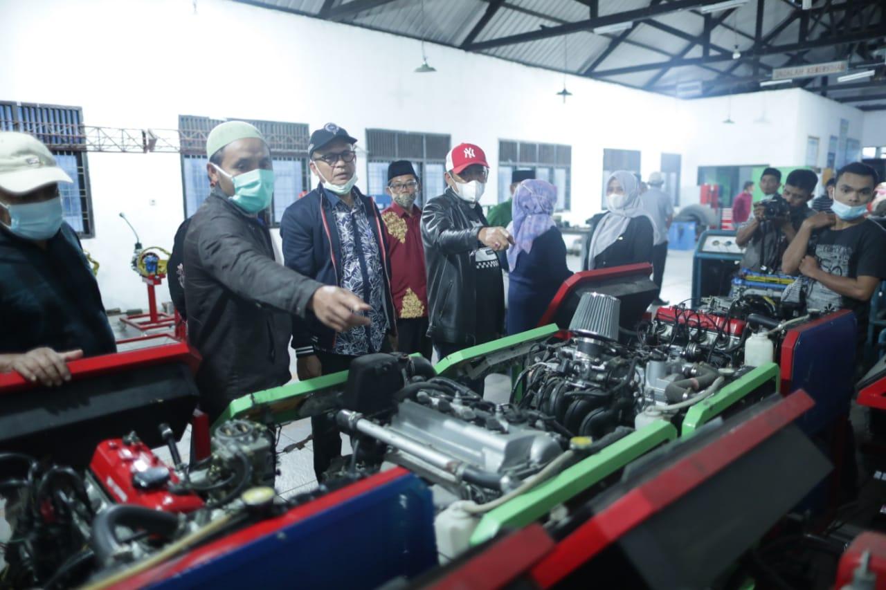 Kadisdik Aceh Harapkan Sinergitas Untuk Mewujudkan Lulusan Unggulan