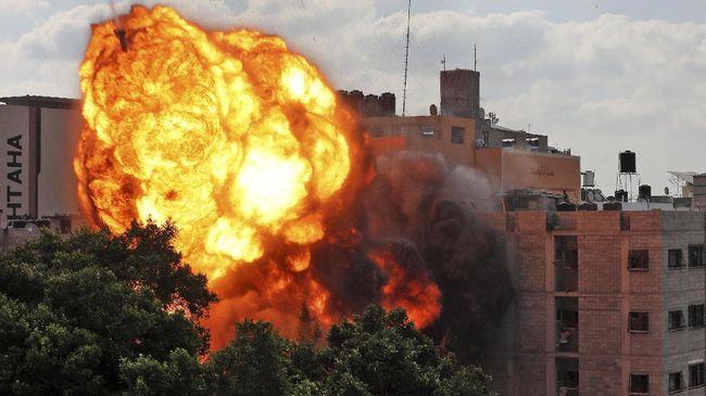 DK PBB Bakal Bahas Konflik Israel-Palestina Minggu Besok
