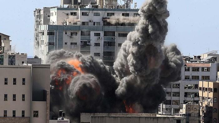 Kerugian Ekonomi Israel Capai USD 2,14 Miliar Selama Serangan ke Gaza