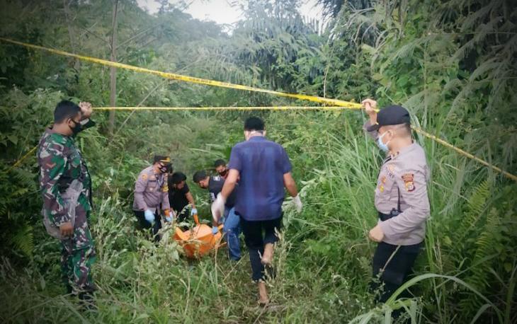 Tangkap Terduga Pelaku Pembunuhan Sopir Taksi