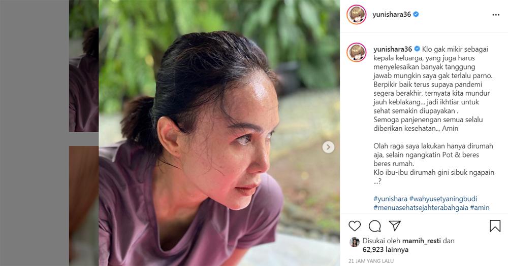 Bodi Aduhai Bikin Netizen Semangat Olahraga!