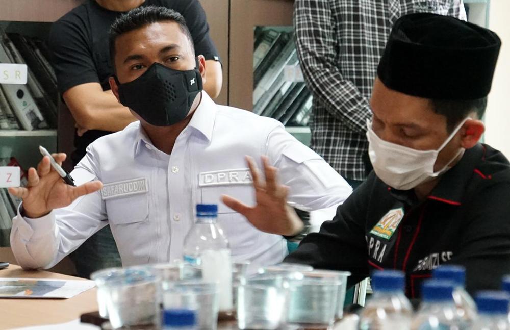 DPR Aceh Target Pembangunan Rumah Sakit Regional Rampung 2023