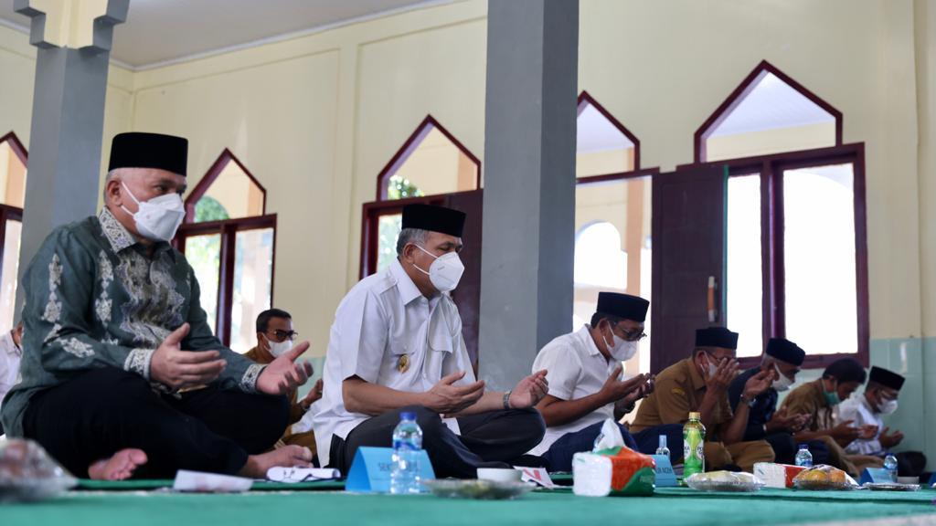 Hadapi Pandemi dengan Ikhtiar dan Do'a