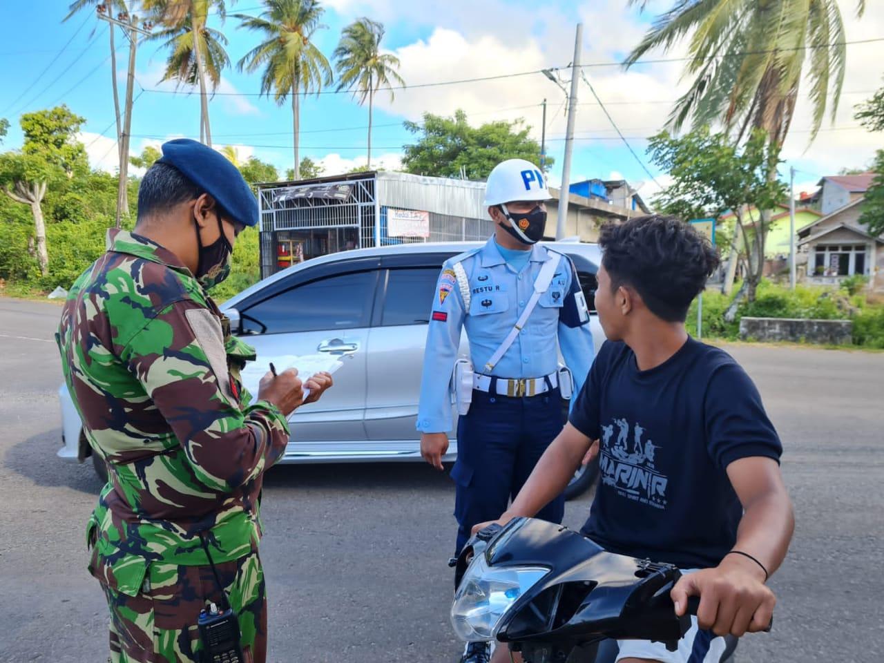 Puluhan Masyarakat Sabang Terjaring Operasi Yustisi